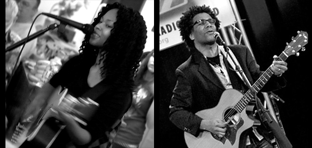 Julia Brown and Bryan Thomas perform live at Bread & Jam Cafe in Cohoes March 19 at 8 pm.