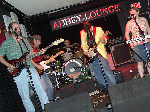 mercy james gang at abbey lounge